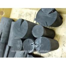 Churrasco (churrasco) Aplicação e carvão de carvão preto para churrasco