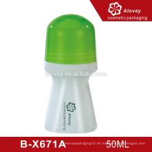 50ml Kosmetikverpackung leere Plastikflasche Parfümflaschen
