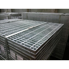 Galvanized Plain Steel Grating Welded with SGS Approval
