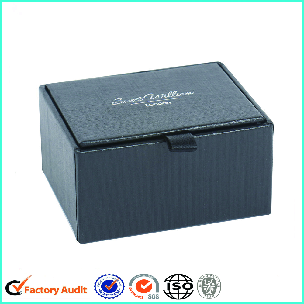 Cufflink Package Box Zenghui Paper Package Company 2 4