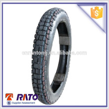 China Factory Motorcycle Casing 2.75-17 tubeless tire