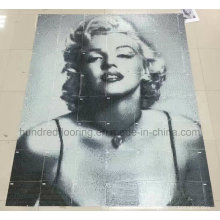 Painting Mosaic Tile Picture Mosaic for Wall Decoration (HMP875)