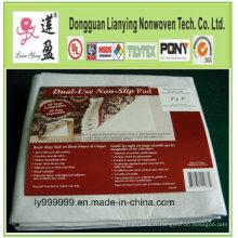 Coussin antidérapant à double usage, tapis de tapis moquette de haute qualité