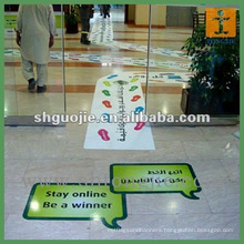 Advertising Floor Sticker,Vinyl Floor Decal