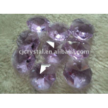octagonal glass beads,murano glass beads