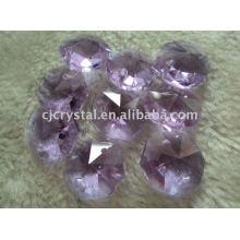 octagonal glass beads,murano glass beads