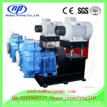 Pompes Slurry / Rubber Liner Slurry Pump / Mud Pumps