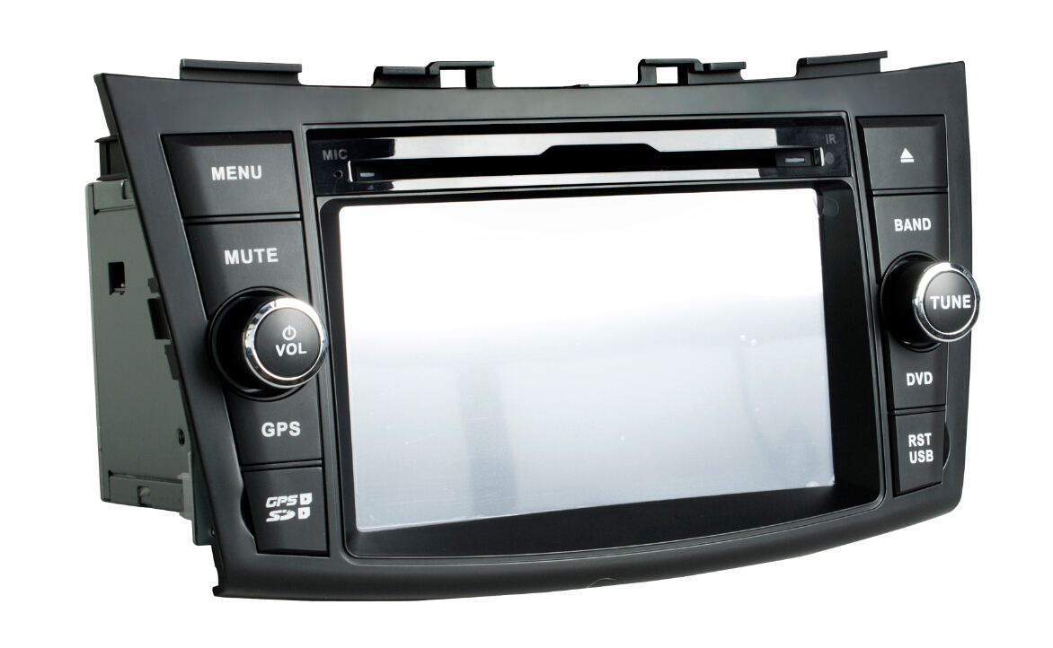 Car dvd player for Suzuki Swift