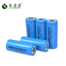 Geilienergy fabricantes 26650 50A 5000mah 3.6 v bateria de iões de lítio recarregável