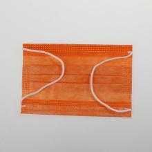 Masque en tissu non tissé jetable