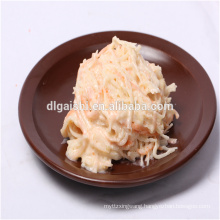 tasty wholesale seafood snack frozen seasoned lobster salad