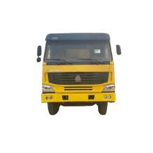 Camión volquete Sinotruck Howo 6X4 10 Wheels usado