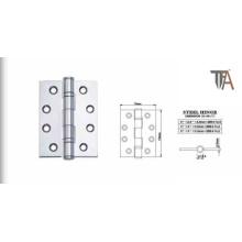 Hardware Silber Stahl Scharnier (TF 3049)