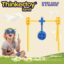 Kids Plastic Learning Educatonal Toy of Building Block