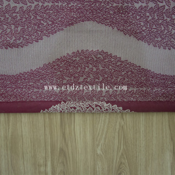 ELEGANT TOUCH SOFT grommet CURTAIN GF028-3
