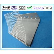 Высокое качество Пластиковые уголки с сеткой стеклоткани