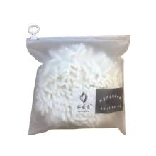 Boule de nettoyage en microfibre chenille pour salle de bain