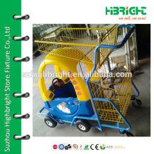 shopping cart toy car