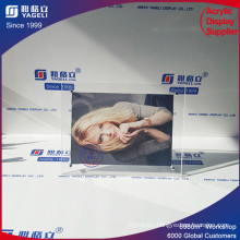 Accept Custom China Supplier Acrylic Photo Frame for Happy Family