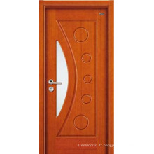 Panneau de porte en bois 1 porte en bois plat teck porte principale en bois dessins
