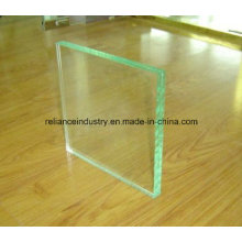4mm Clear Float Glass / Verre / verre de porte pour bâtiment