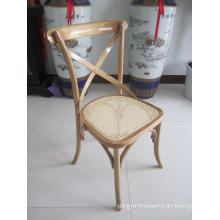 2015 Hot Style Beech Wood Cross Chair