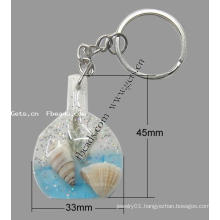 Gets.com resin woman pendant for key