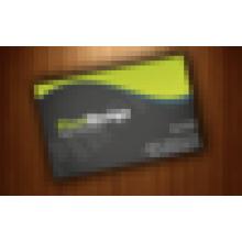 2016 Tarjeta de identificación personalizada de plástico, tarjeta de identificación de PVC, tarjeta de tarjeta clara de negocios
