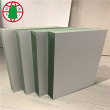 Best quality and factory for Green Color MDF 1220x2440mm First Class Waterproof MDF Board supply to Australia Importers