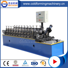 Material de construcción Steel Channel Cold Roll Forming Machine