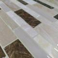 Hot Sale Waterproof Vinyl Mosaic Tile Stickers Bathroom