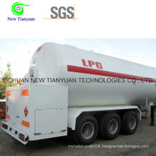 LPG Liquid Tank Container with 20.8m3 Volume Full Capacity
