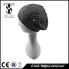 2014 fashion design of jewelry beanie