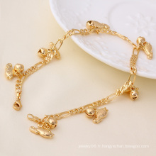 Xuping Fashion Jewelry 18k Bracelet en or (71359)