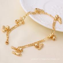 Xuping Мода Ювелирные изделия 18k Золотой Браслет (71359)