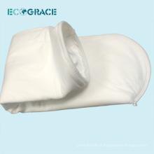 700gsm tecido colector de poeira PTFE filtração saco