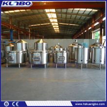 KUNBO Stainless Steel Used Equipment for Beer Brewing Kegs