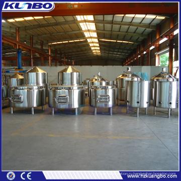 KUNBO нержавеющей стали используемое Оборудование для приготовления пива в Кегах