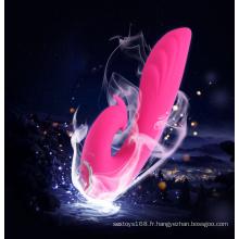 Sex Toy: Silicone Dildo Vibrator Produits pour adultes