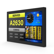 New products 21.5 inch wall mounting android lcd advertising digital signage display