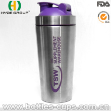 2016 Newly Stainless Steel Shaker Bottle (HDP-0599)