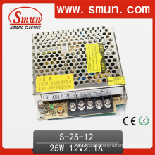 Smun 25W 12V Single Output AC-DC Switching Power Supply