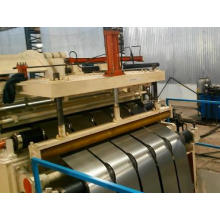 0.25-2X1600mm Galvanized Steel Automatic Steet Coil Slitting Machine