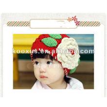baby cap/ baby hat /knitted cap/hand crochet hat