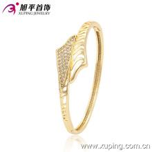 Bracelet à la Zircon cubique charmante à 14kgold plaqué