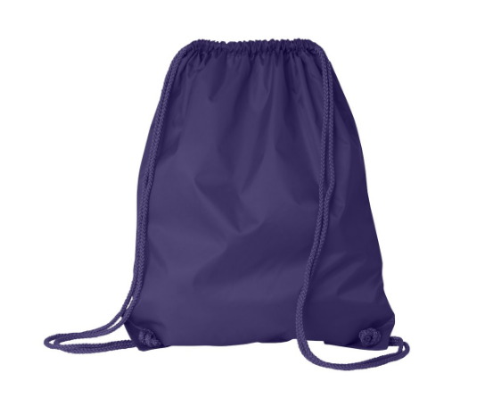 Nylon Swim Drawstring Bag