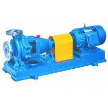 Ih Modèle Pompe centrifuge chimique à simple aspiration à un seul étage