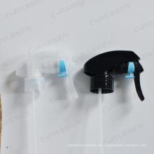 Kunststoff-Trigger-Sprühpumpe mit Feinspray