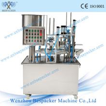 Máquina de rellenar automática de la cápsula del café del helado del embalaje con Ce