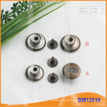 Benutzerdefinierte Jean Shank Buttons für Denim BM1261